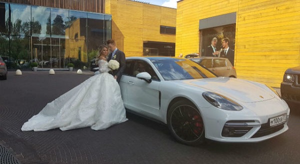Свадьба года 2017 пресняков