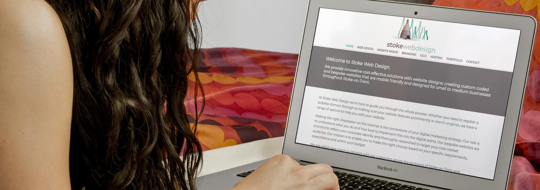 Stoke Web Design | Responsive Website Design in Stoke-on-Trent