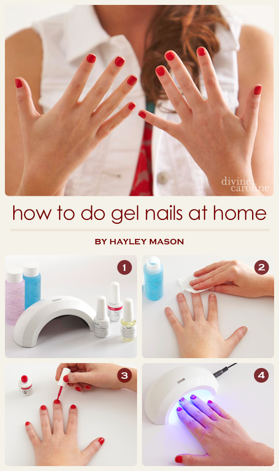 Equipment for gel nails