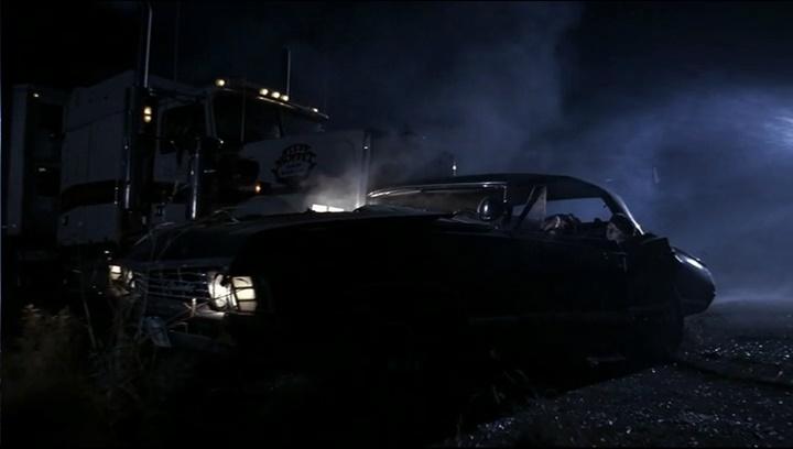 Дженсен Эклз нашел самую первую «Импалу» сериала «Сверхъестественное»