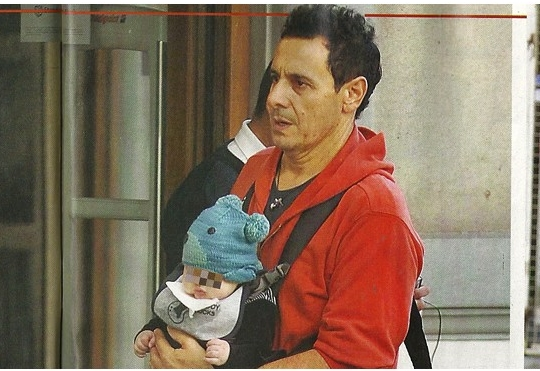 Фото натальи орейро с сыном сейчас