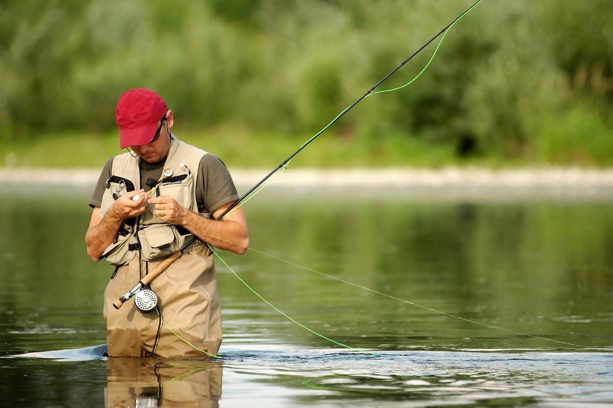 Где в московской области можно рыбачить