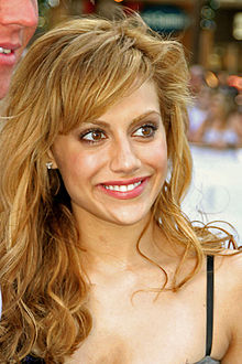 Brittany murphy leather pants