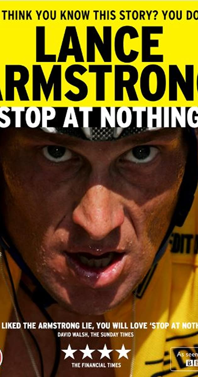 Lance armstrong movie ben foster