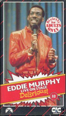 Eddie murphy delirious year