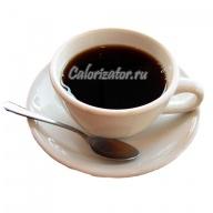 Кофе черный калории