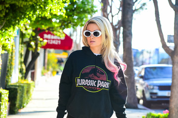 Holly Madison Holly Madison Goes To The Gym in Studio City