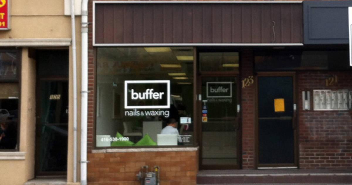 Buffer nails and waxing reviews