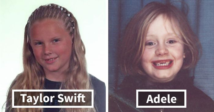 Child photos of celebrities