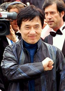 Jackie chan box office