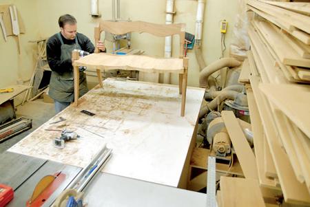 Как открыть мебельное производство с нуля