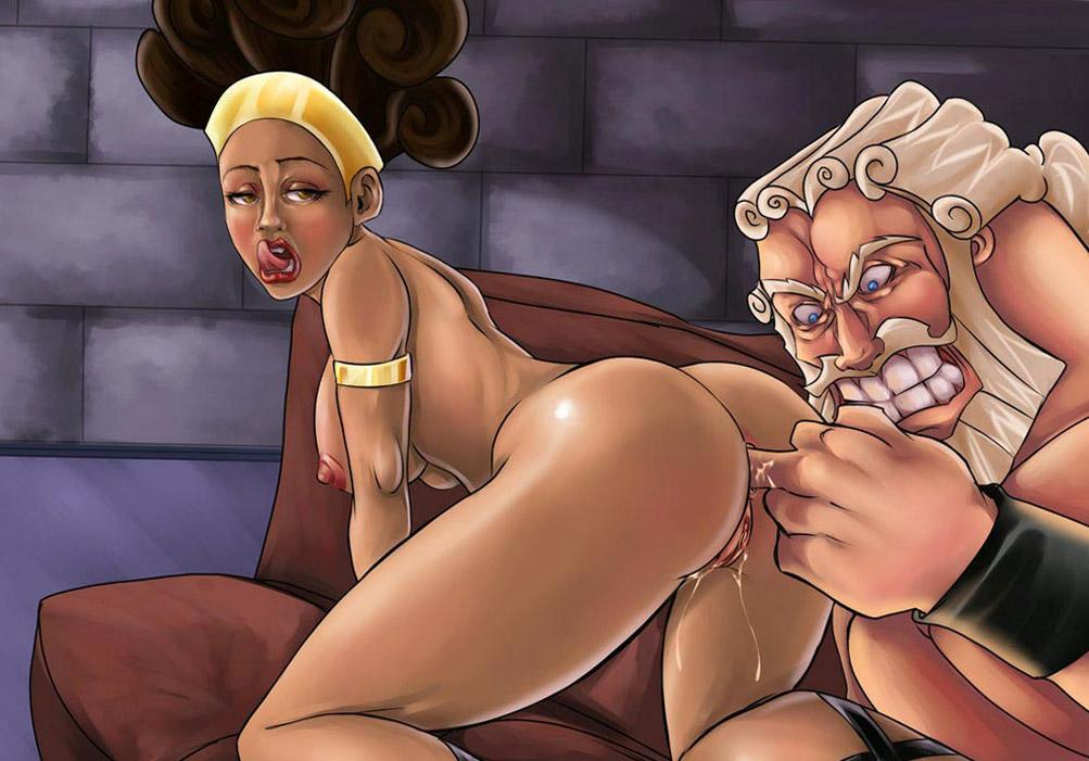 Сказочная порнушка
