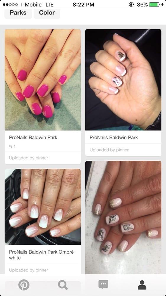 Pinner nails nail salons