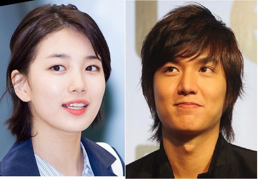Ли Мин Хо и Сюзи: история любви