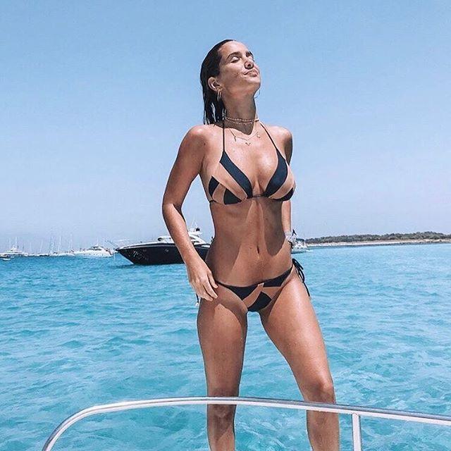 Celebrities in vix swimwear