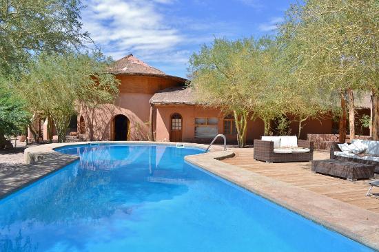 Отель с самым большим бассейном в чили