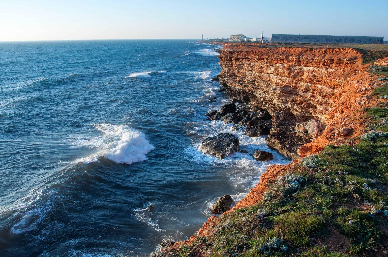 Азовское море омывает россию