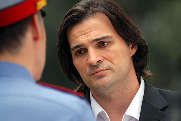 Актер александр дьяченко кто его жена фото