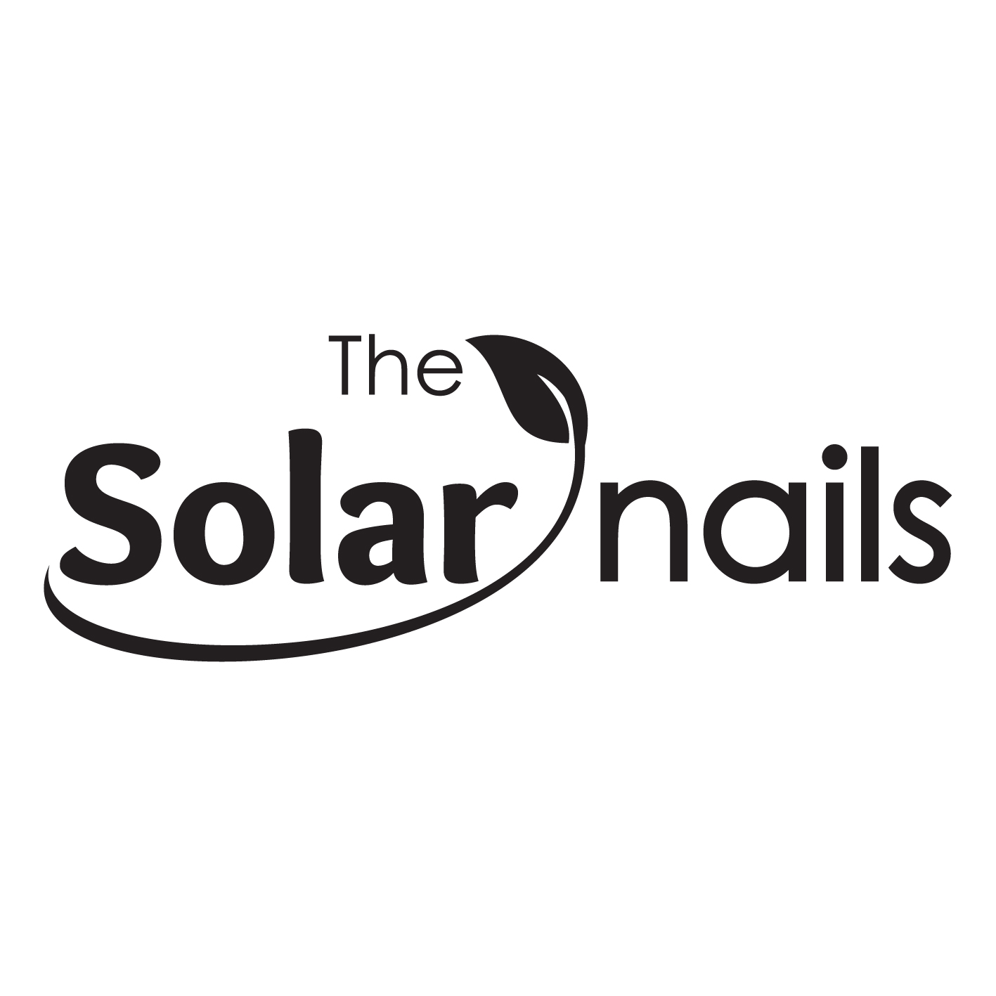 Creative solar nails