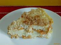 Рис с яблоками запеканка