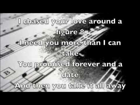Lyrics to figure 8 by ellie goulding