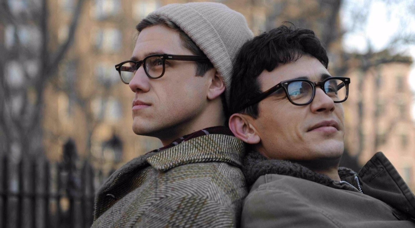 Aaron tveit and james franco