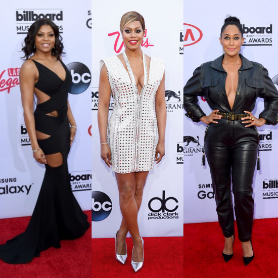 Black celebrities fashion