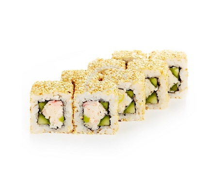 Чикен ролл суши