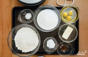 Простые рецепт коржи для торта