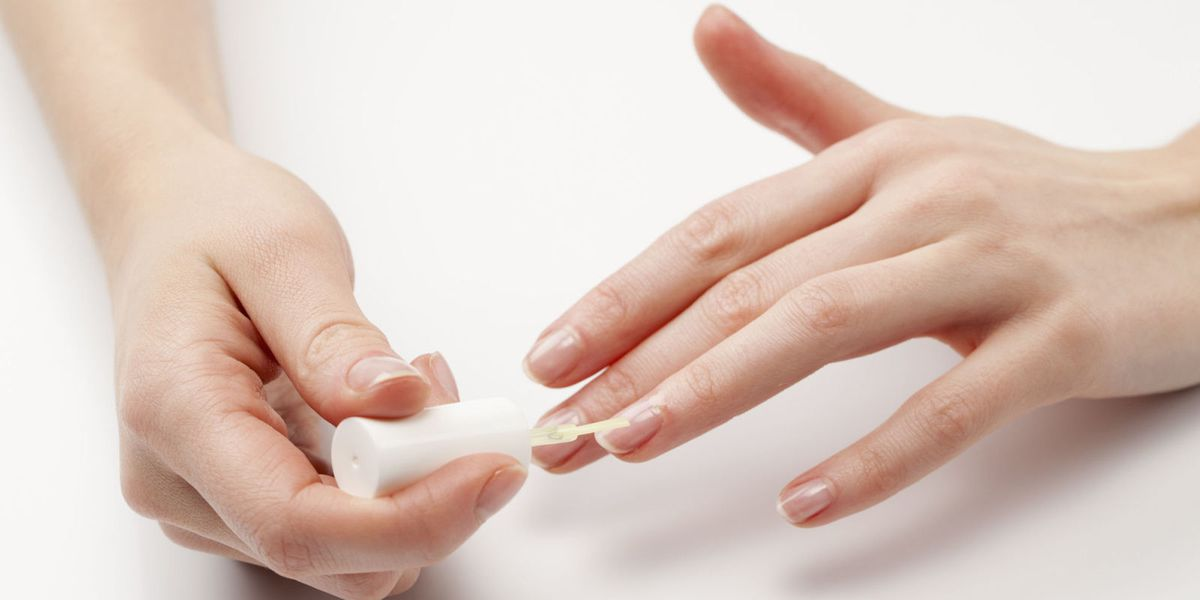 Flaking nails diet