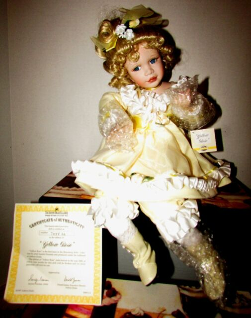 Ashton drake galleries porcelain dolls