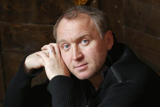 Олег алмазов актер личная