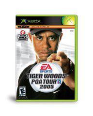 Tiger woods 2005 xbox