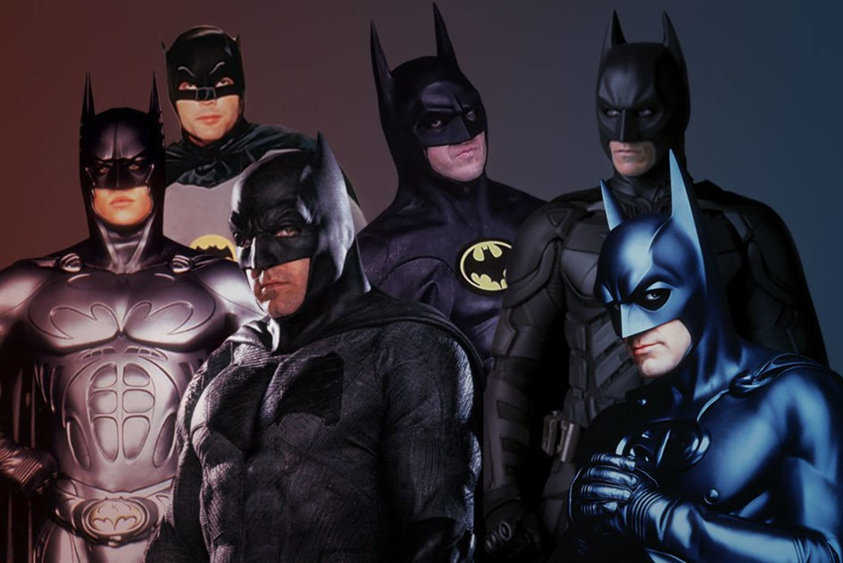 Batman movies in order with christian bale