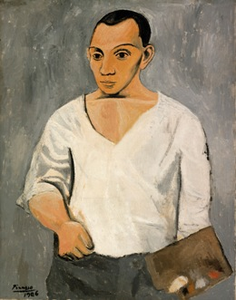 Picasso: A Self-Portrait