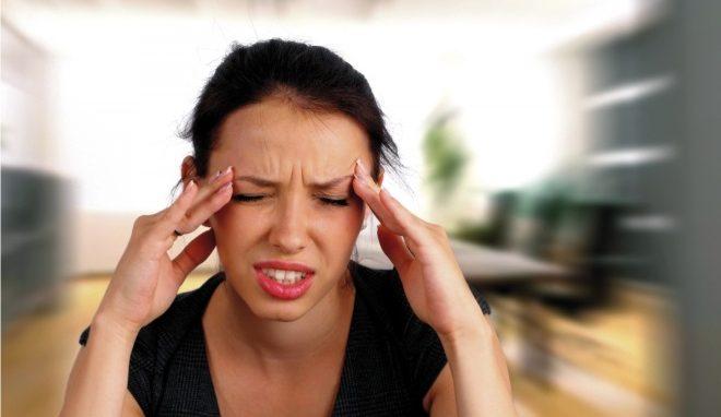 Почему у всех болит голова сегодня