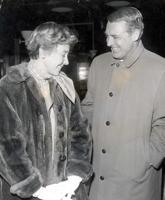 Why did cary grant and betsy drake divorce