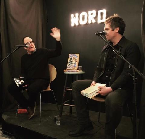 Craig Finn interviewing Ryan Walsh