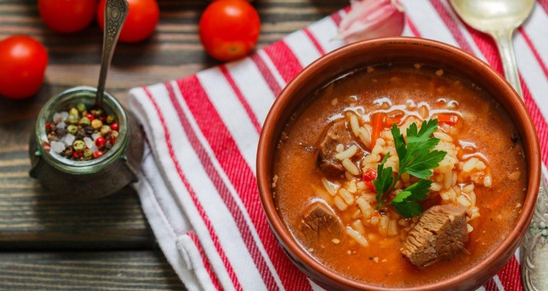 Суп харчо состав