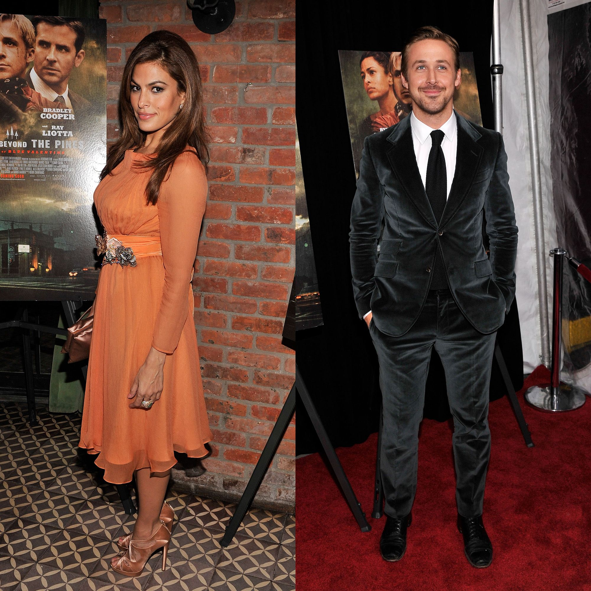 Movie with eva mendes and ryan gosling