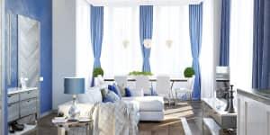 Дизайн интерьера гостиной Черкассы в современной классике фото