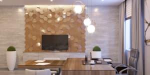 дизайн интерьера кабинета Черкассы фото