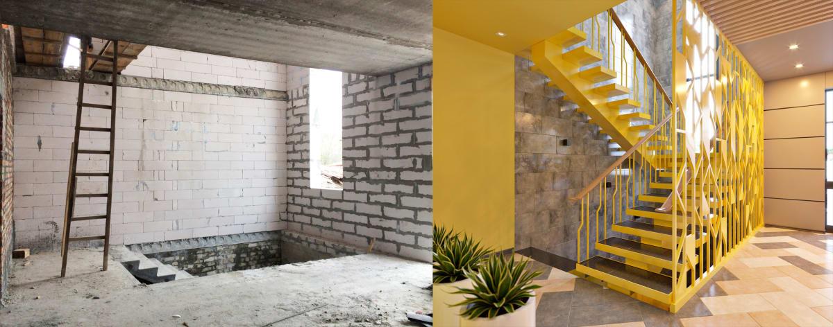 Дизайн интерьера офиса Черкассы фото до и после