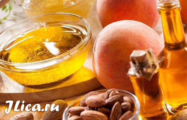 Масло персика применение для лица