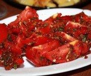 Лакомка из помидор рецепт