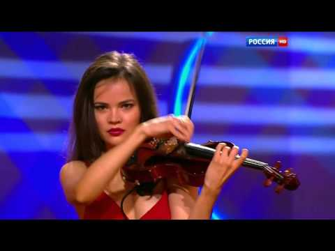 Наталья попова скрипачка