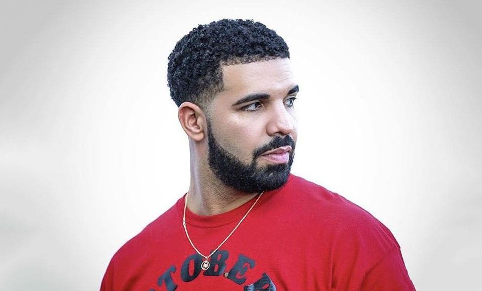 Drake haircut pics