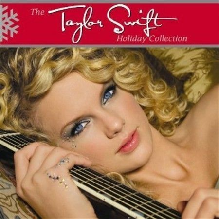 Taylor swift christmas cd 2012
