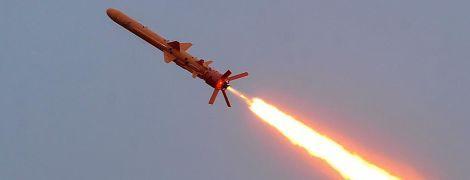 В Украине провели успешное испытание противокорабельной ракеты