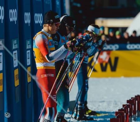 take your position,☝🏽set,💪🏼gooo!🚀this week the world cuo season kicks of🤩 that means in less than 3 weeks will the 47th Davos Nordic take place🥳🙌🏼#davosnordic #nordicstar.#davosklosters#sportsunlimited #fiscrosscountry #crosscountryskiing #swisscrosscountryteam #teamBKW #GemeinsamUmdenken #GemeinsamUmschalten #graubünden #audiswitzerland #Gruyere AOP #Helvetia